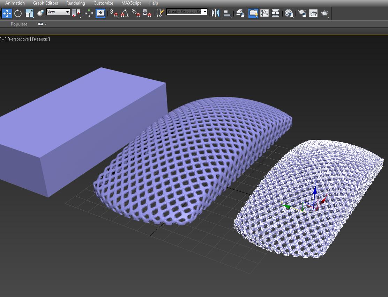 Готовим модель под 3d печать