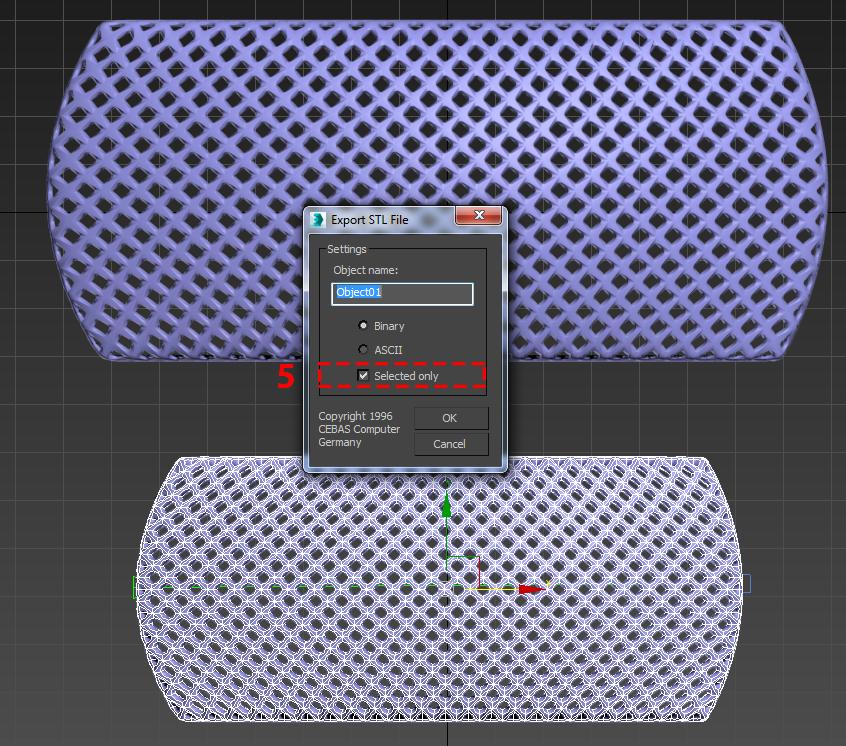 Экспортируем 3d модель из 3ds max часть 3