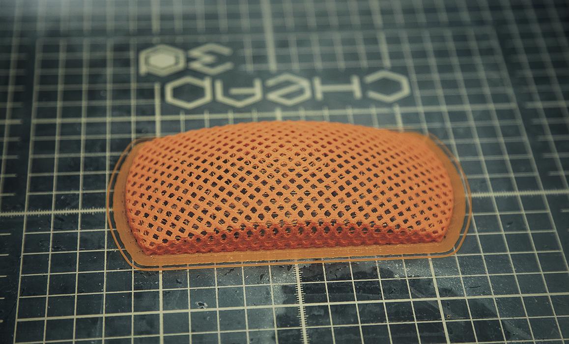 Тестовая 3d печать на 3d принтере Cheap3d V300 часть 1